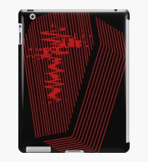 COLORFUL CASKET iPad Case/Skin