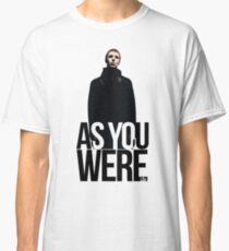 Liam Gallagher // As You Were Polarized image Classic T-Shirt