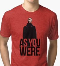 Liam Gallagher // As You Were Polarized image Tri-blend T-Shirt
