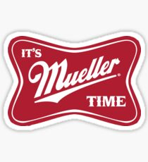 it is MUELLER Time Sticker