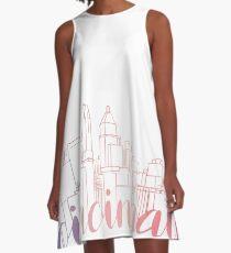 Cincinnati  A-Line Dress