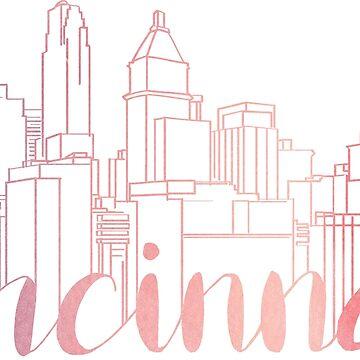 Cincinnati  by DesignsByEmma