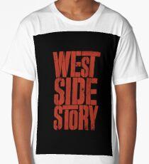 West Side Story Logo Long T-Shirt