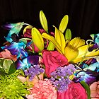 Birthday Flowers - all products by Shulie1