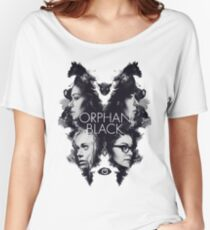 Orphan Black Poster Women's Relaxed Fit T-Shirt
