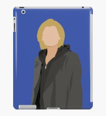 Is the future going to be all girl? iPad Case/Skin