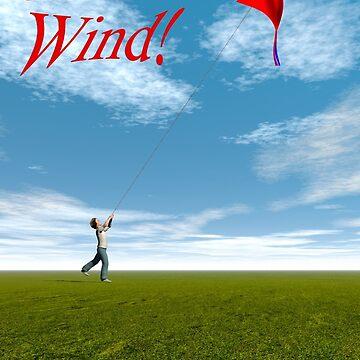Catch the Wind by fotokatt