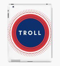 Troll Norway iPad Case/Skin