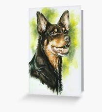 Titch Greeting Card