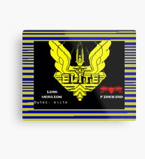 elite Metal Print