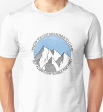 Always Stay Humble and Kind Mountains T-Shirt