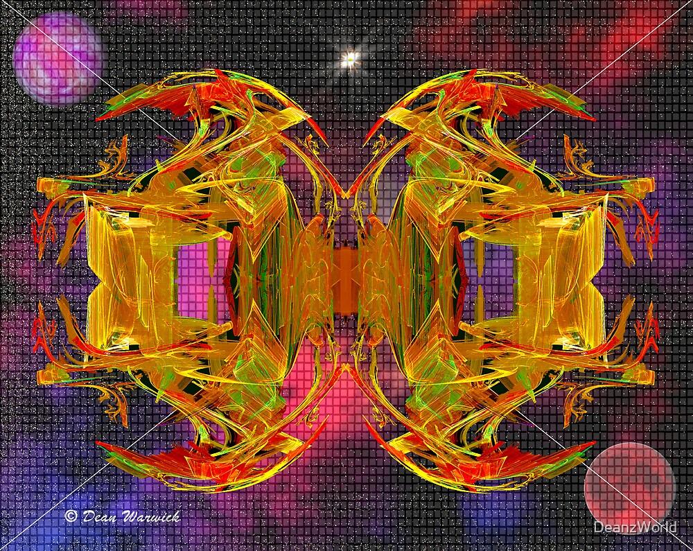 Sinister Separation by Dean Warwick
