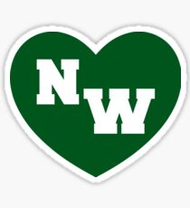 Heart Northwest  Sticker