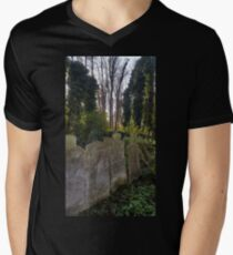 Graves in Tower Hamlets Cemetery, London T-Shirt