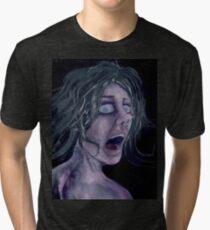 MAD ANXIETY Tri-blend T-Shirt