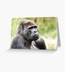 Oscar Jonesy Greeting Card