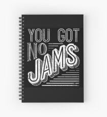 BTS You Got No Jams Spiral Notebook