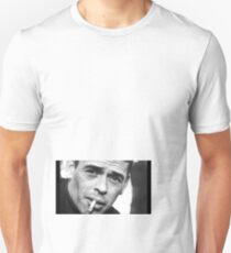 Jacques Brel Smoking Unisex T-Shirt