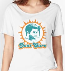 Dont Care 1 Women's Relaxed Fit T-Shirt