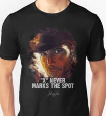 X Never Marks The Spot - INDIANA JONES T-Shirt