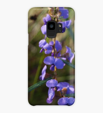 Hovea trisperma Case/Skin for Samsung Galaxy