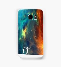 Rick and Morty - Star Viewing 3 Samsung Galaxy Case/Skin