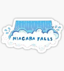 Niagara Falls 2 Sticker