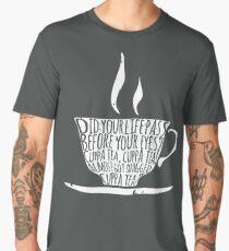 Spike's Cuppa Tea Men's Premium T-Shirt