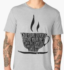 Spike's Cuppa Tea Men's Premium T-Shirt