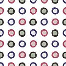Blobby Dots by Annie Webster