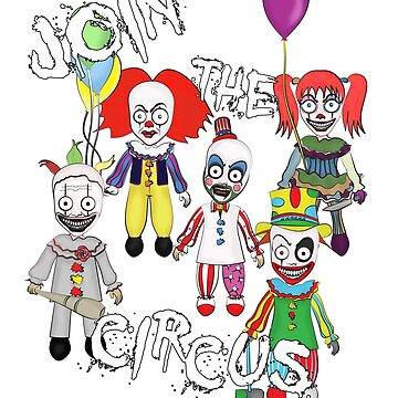 JOIN THE CIRCUS by MomOfCreatures