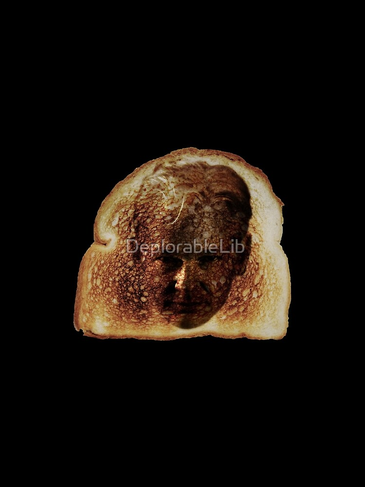 Julian Assange Toast Wunder a von DeplorableLib