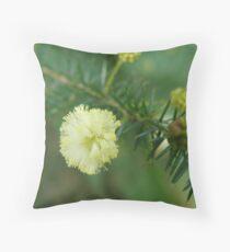 Wattle Throw Pillow