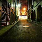 Alley by Ben Ryan