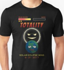 Totality Solar Eclipse Wins 8-21-2017 T-Shirt