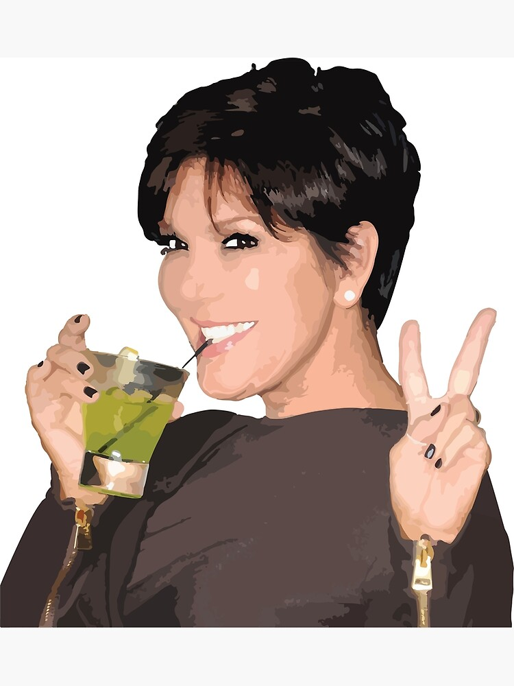 Kris Jenner by srucci