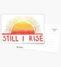 Still I Rise Sunrise Postcards