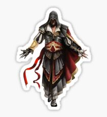 assassins creed ezio Sticker