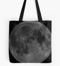 Near side of the Moon Tote Bag