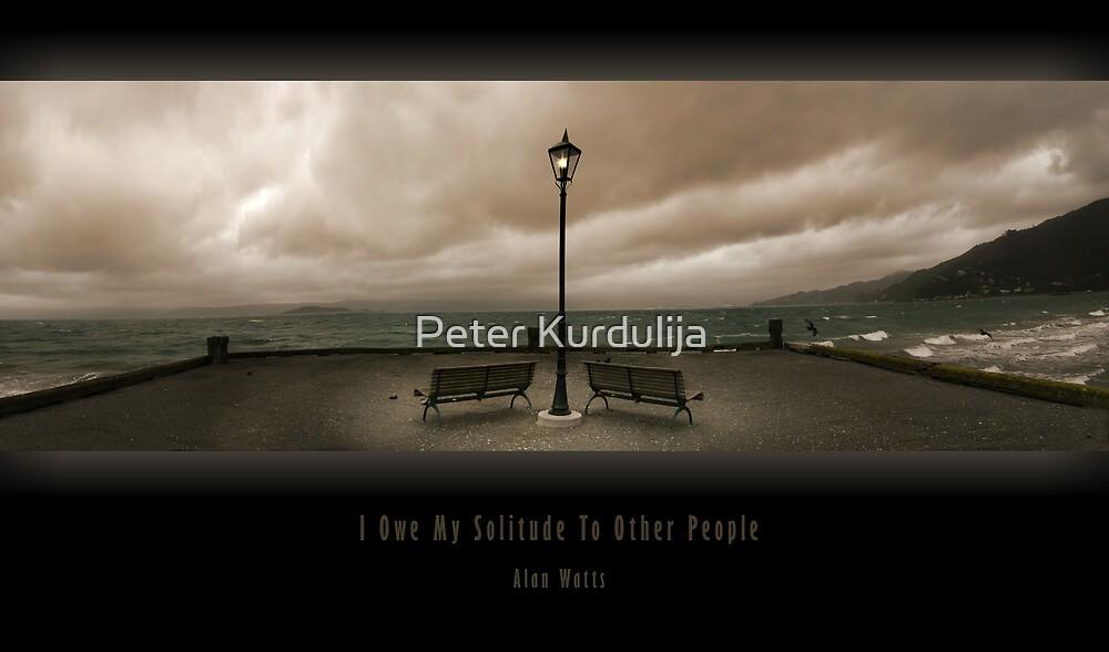 Solitude by Peter Kurdulija