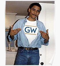 Obama GW Poster