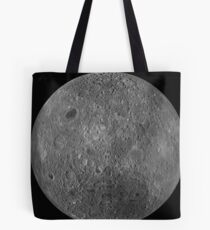 Far side of the Moon Tote Bag