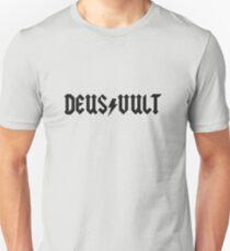 Deus Vult-Crusader cross T-Shirt