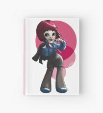 Smart! An office girl Hardcover Journal