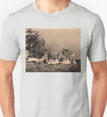 Kittens having a picnic T-Shirt
