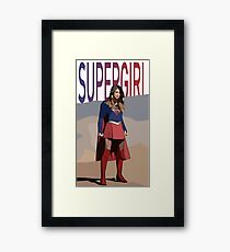 Super Framed Print