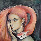 Flamingo by Sara Riches