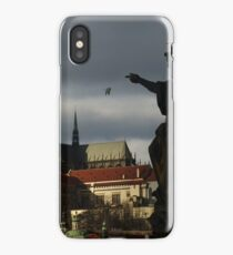 Prague Heritage iPhone Case/Skin