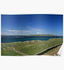 Inishbofin,Co.Galway Poster