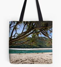 Tallebudgera Beach Tote Bag